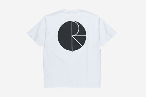 FILL LOGO TEE - White/Black