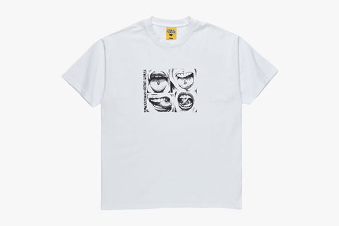 POLAR X IGGY / ALTERNATIVE YOUTH TEE - White