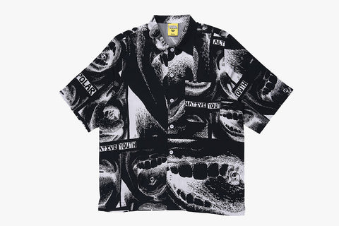 POLAR X IGGY / ALTERNATIVE YOUTH SHIRT - Black