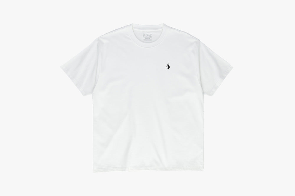 NO COMPLY TEE - White WI19