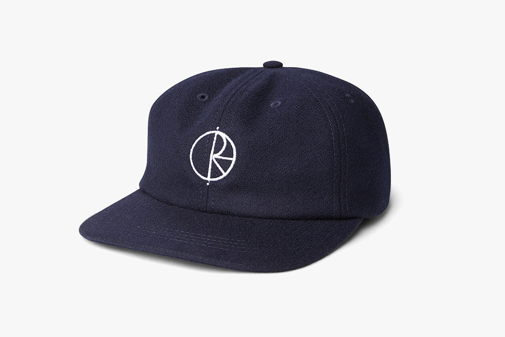 WOOL CAP - Rich Navy WI19