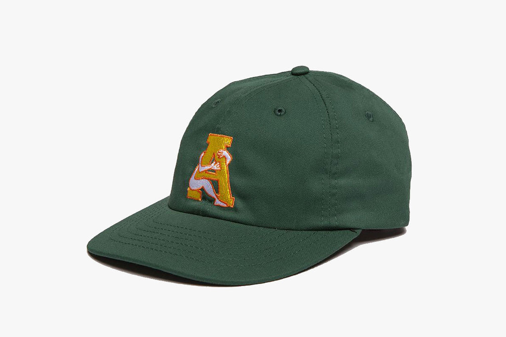 LOVE THYSELF HAT - Forest Green