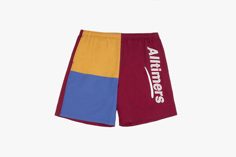 PART 3 SHORTS - Burgandy