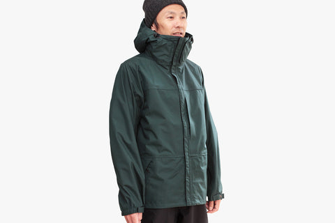 HEAVY JACKET 2020 - Green