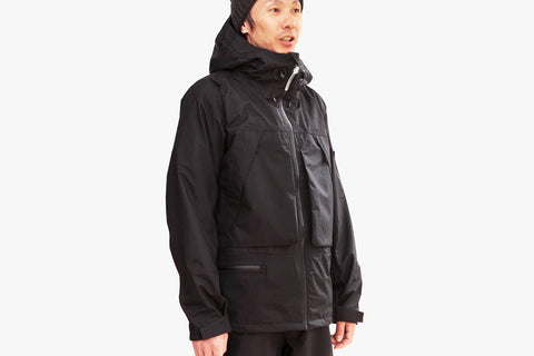 OGA JACKET 2020 - Black