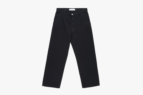40'S PANTS - Black SP20