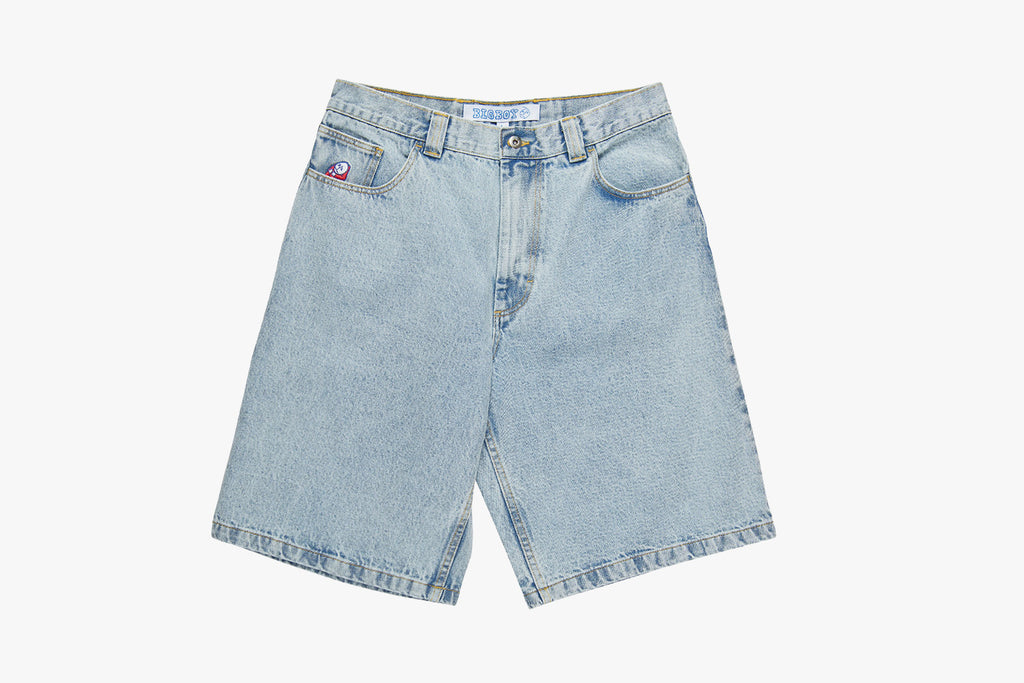 BIG BOY SHORTS - Light Blue SP20