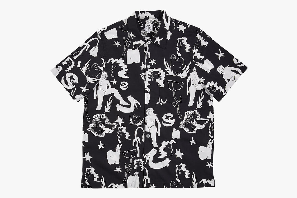EAST DREAM SHIRT - Black/White SP20