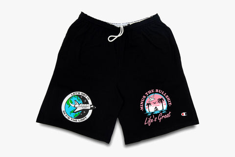 MOTIVATION SHORT - Black