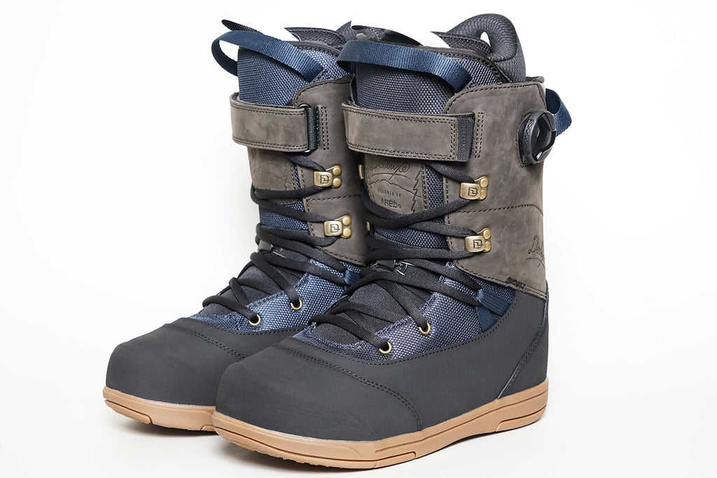 AREth RIN TF SNOWBOARD BOOTS 2020/2021 - Brown/Navy