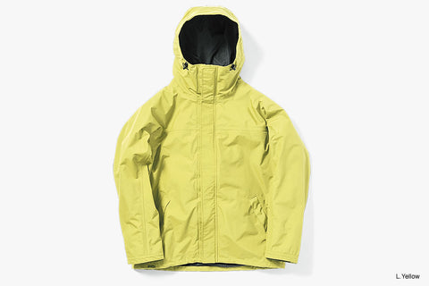 FREE JACKET 2020/2021 - Light Yellow