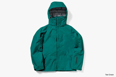 HEAVY JACKET 2020/2021 - Teal Green