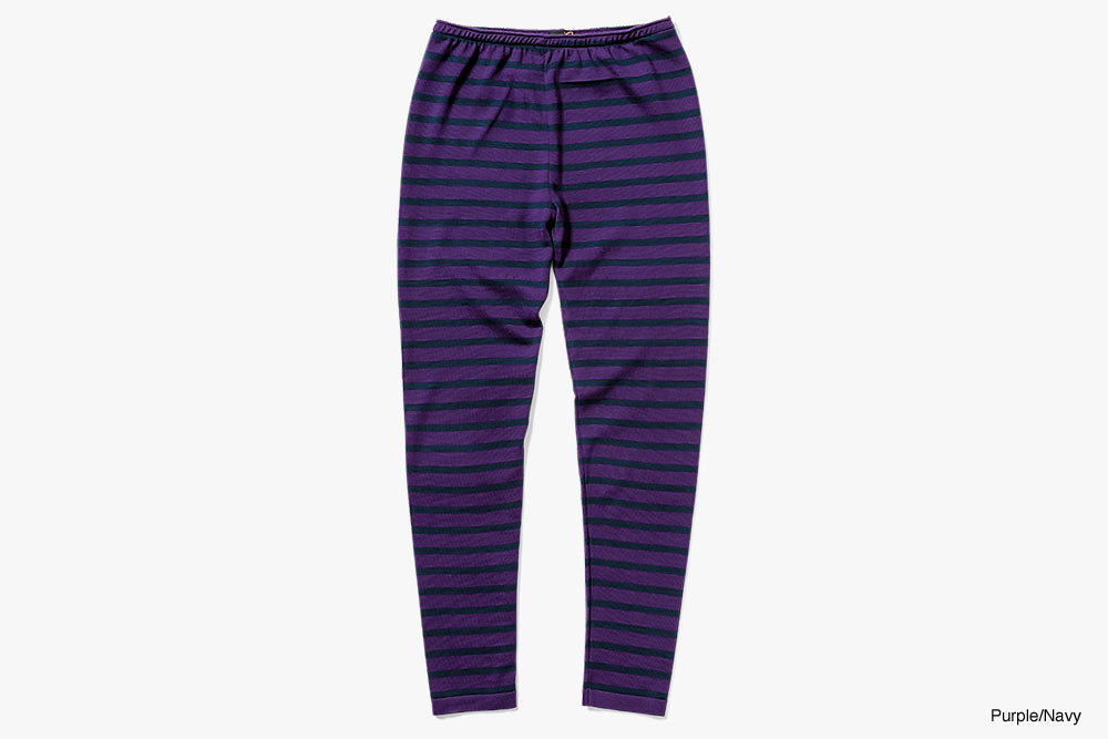 WOOL PANT 2020/2021 - Purple/Navy