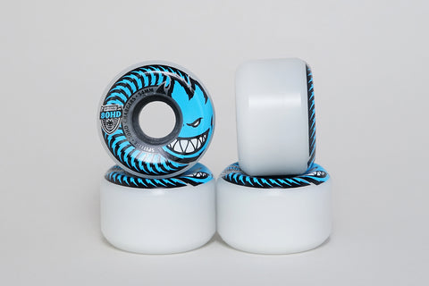 80HD CHARGERS CONICAL WHEELS 54mm - Clear