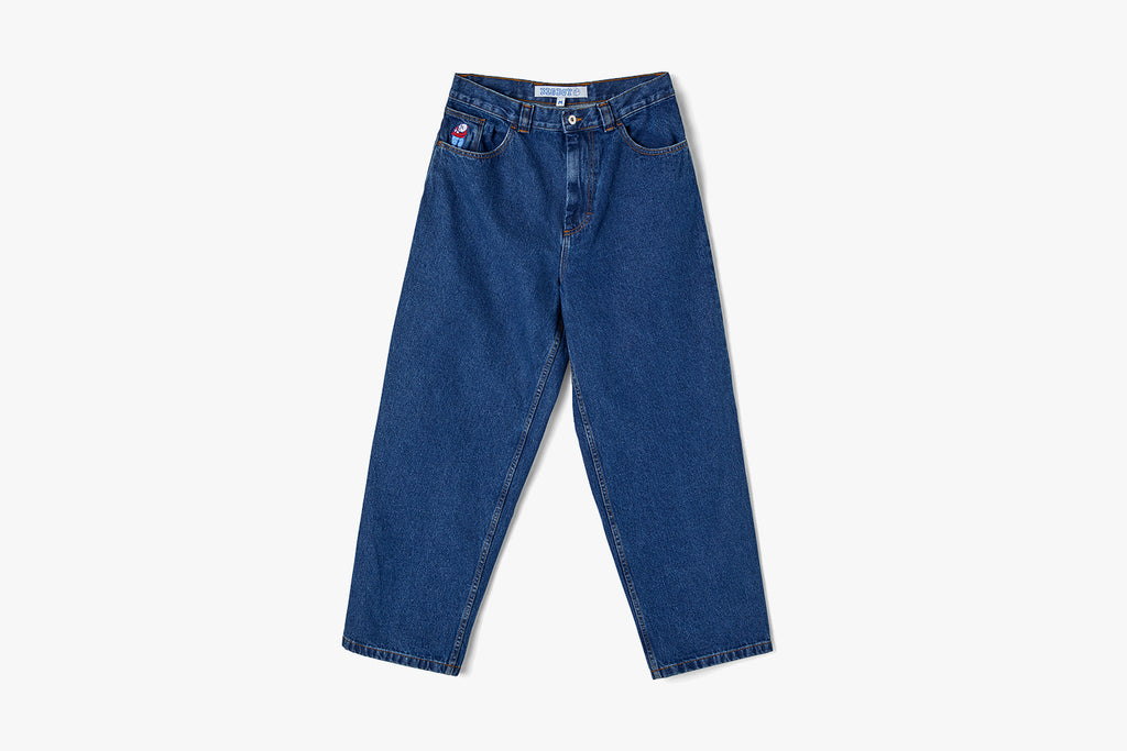 BIG BOY JEANS - Dark Blue SU20