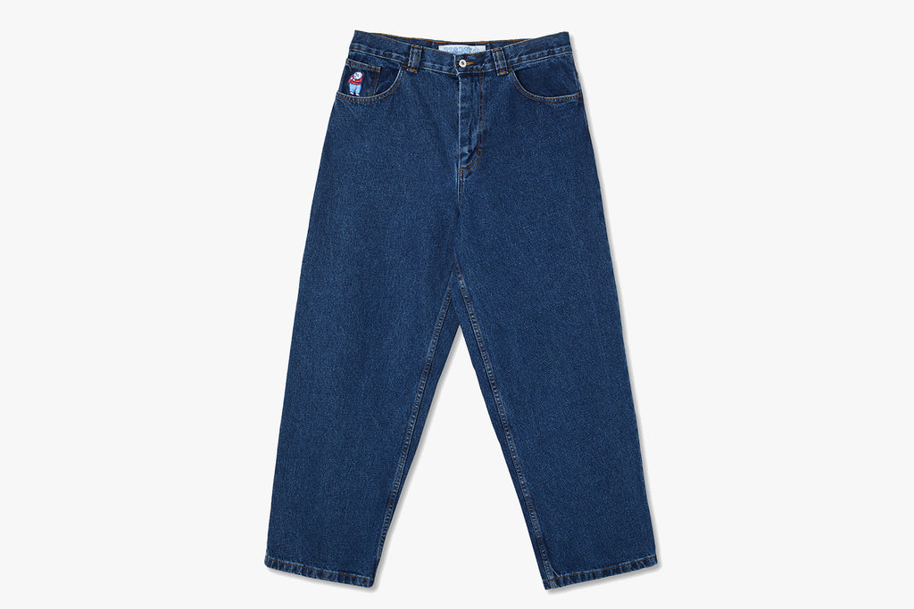 BIG BOY JEANS - Dark Blue WIN20