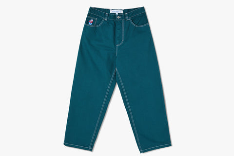 BIG BOY JEANS - Green WIN20