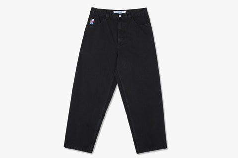BIG BOY JEANS - Pitch Black WIN20