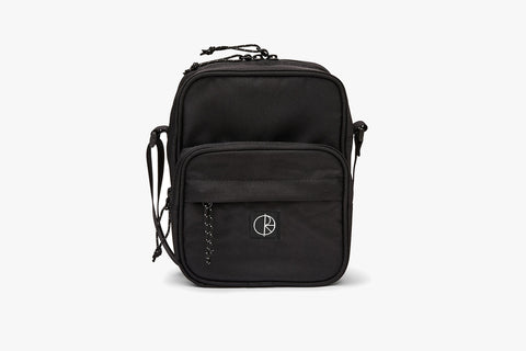 CORDURA POCKET DEALER BAG - Black SU20