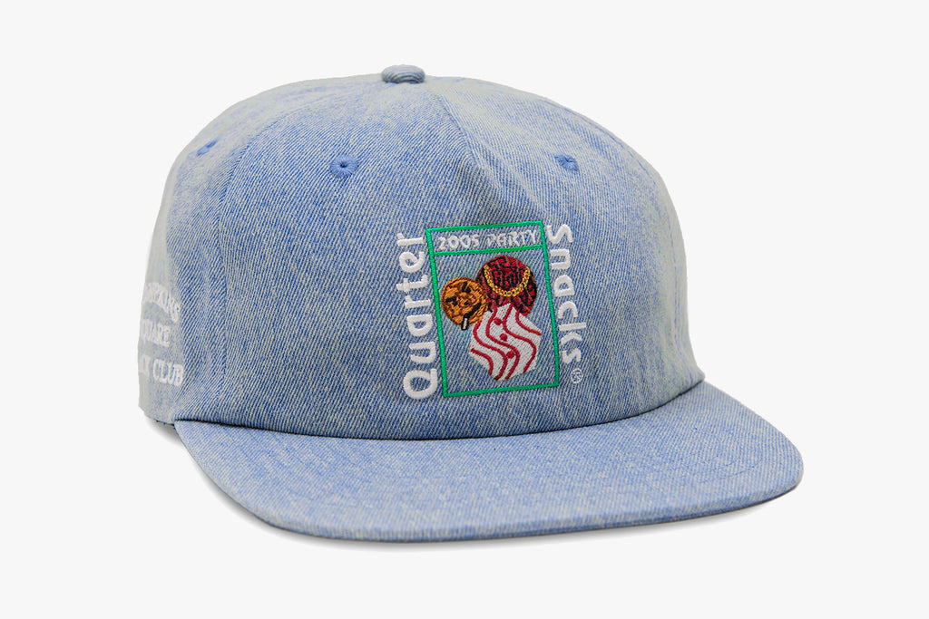 PARTY CAP - Denim