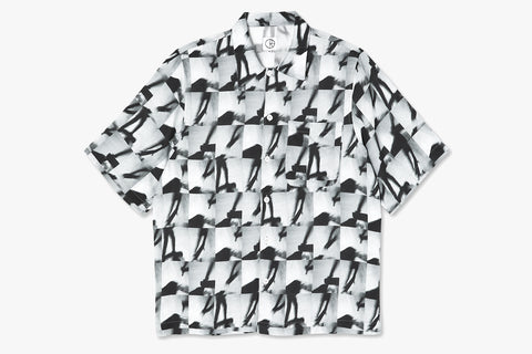 SEQUENCE ART SHIRT - Black SP21