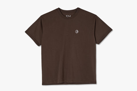 TEAM TEE - Brown SP21