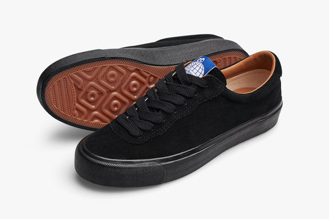 VM001 SUEDE LOW - Black/Black D2