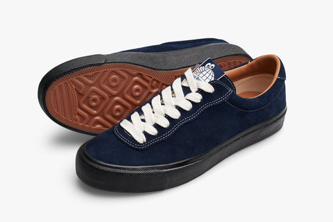 VM001 SUEDE LOW - Navy/Black D2