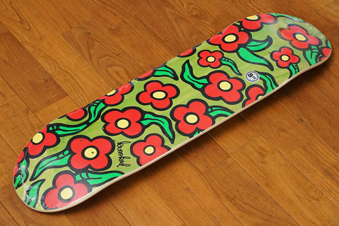 "WILDSTYLE FLOWERS - 8.25"" x 32.0"""