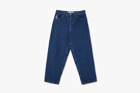 BIG BOY JEANS - Dark Blue FA20