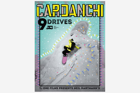 "CAR DANCHI 9 ""DRIVES"""