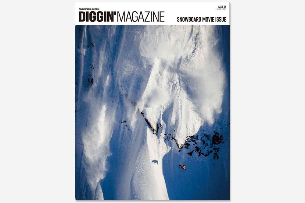 ISSUE 05 - SNOWBOARD MOVIE ISSUE