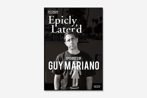 Epicly Later'd Episode of Guy Mariano