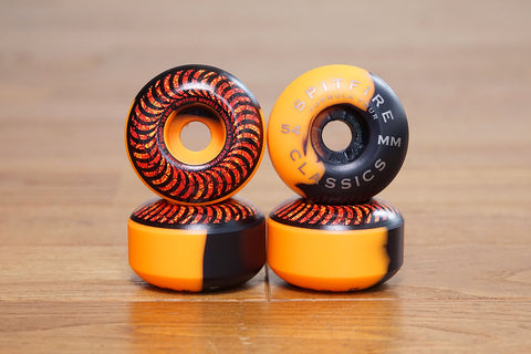 FORMULA FOUR EMBERS CLASSIC SWIRL WHEELS 54MM 99DURO
