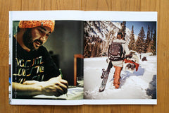 The Snowboarder's Journal #8.1