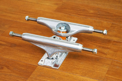149 STAGE 11 FORGED TITANIUM SILVER TRUCKS