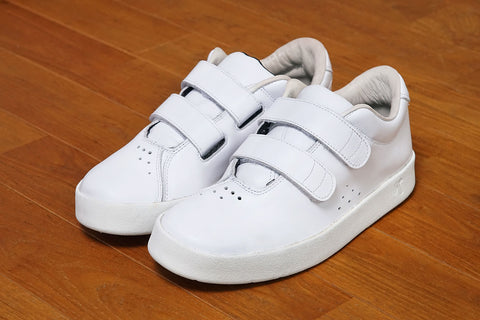 I velcro 2020 - White Leather