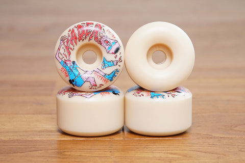 FORMULA FOUR KADER NECKFACE WHEELS 58MM 99DURO