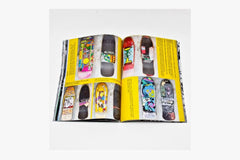 SAME OLD SKATEBOARD MAGAZINE ISSUE 408