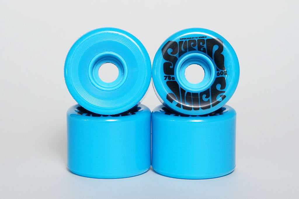 SUPER JUICE 60MM 78A - Blue