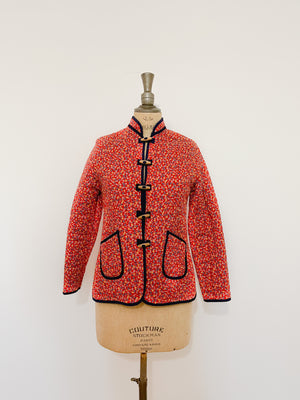 Quilted Calico Prairie Jacket