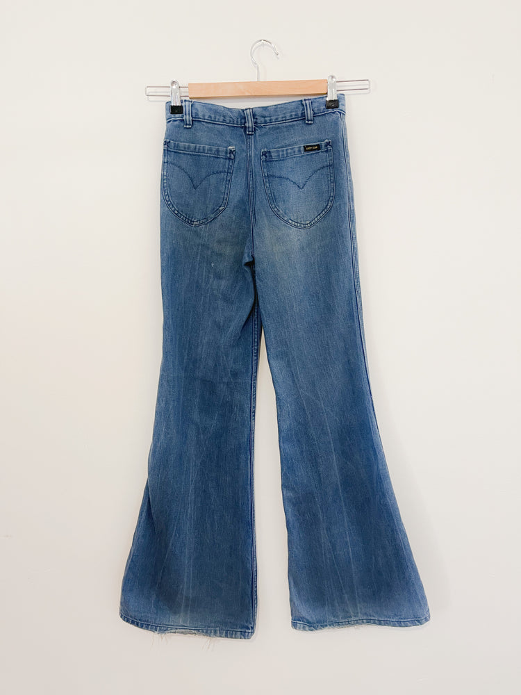 Four Pocket Jeans