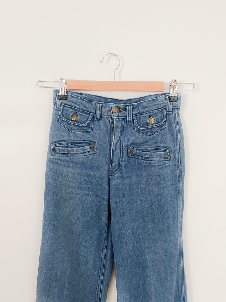 Load image into Gallery viewer, Four Pocket Jeans