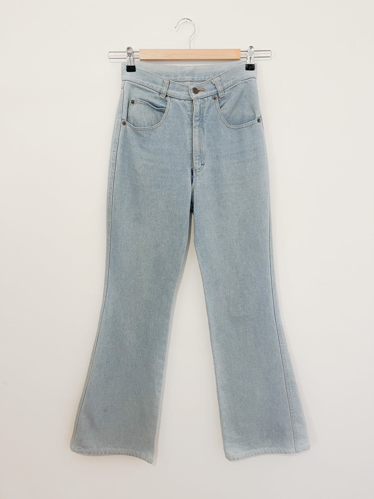 Baby Blue Flares | SOLD OUT