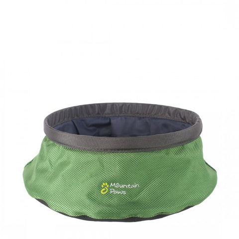 Mountain Paws Collapsible Dog Water Bowl