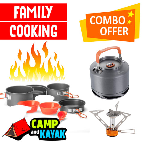 Family Cooking Combo