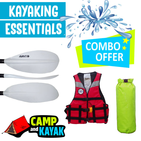 Kayaking Essentials Combo
