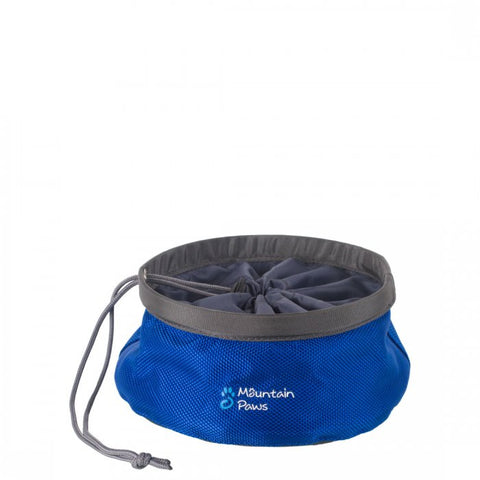 Mountain Paw Collapsible Dog Food Bowl