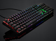 Load image into Gallery viewer, Motospeed RGB Mechanical Keyboard