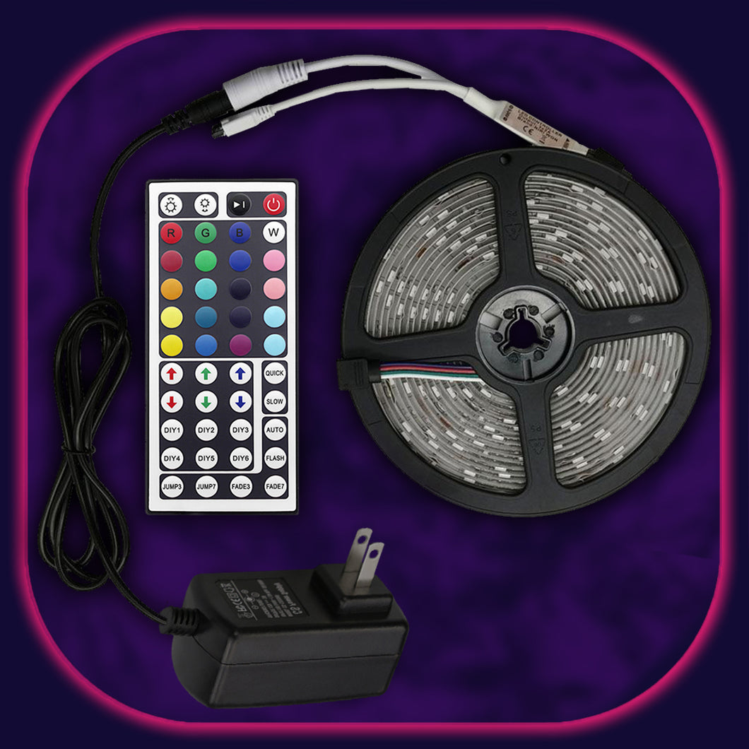 UltraBright LED-Strip (44 Button Remote)
